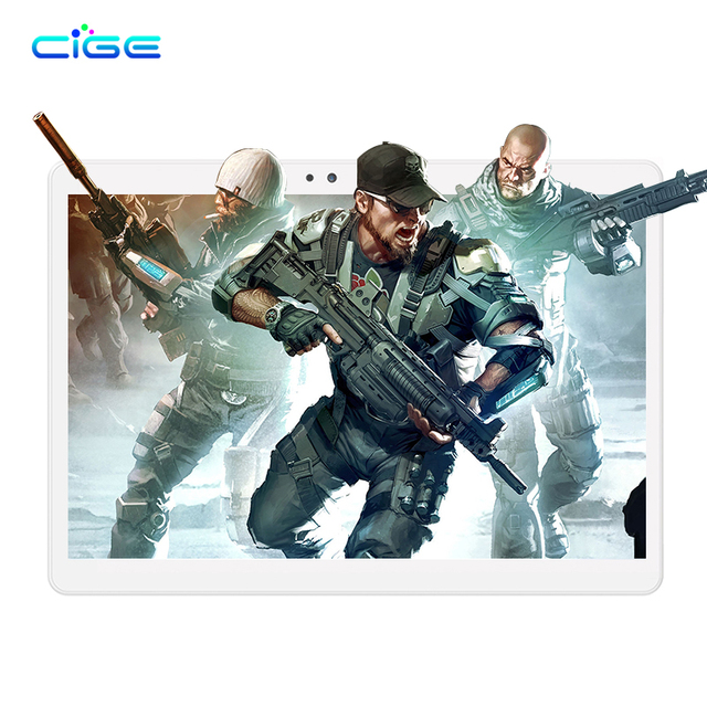 CIGE M9 10.1 inch Octa core tablet PC Android 6.0 4G LTE RAM 4GB ROM 64GB 1920x1200 IPS GPS Bluetooth tablets DHL free shipping