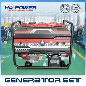 8kw 10kva 3 phase petrol generator made in china