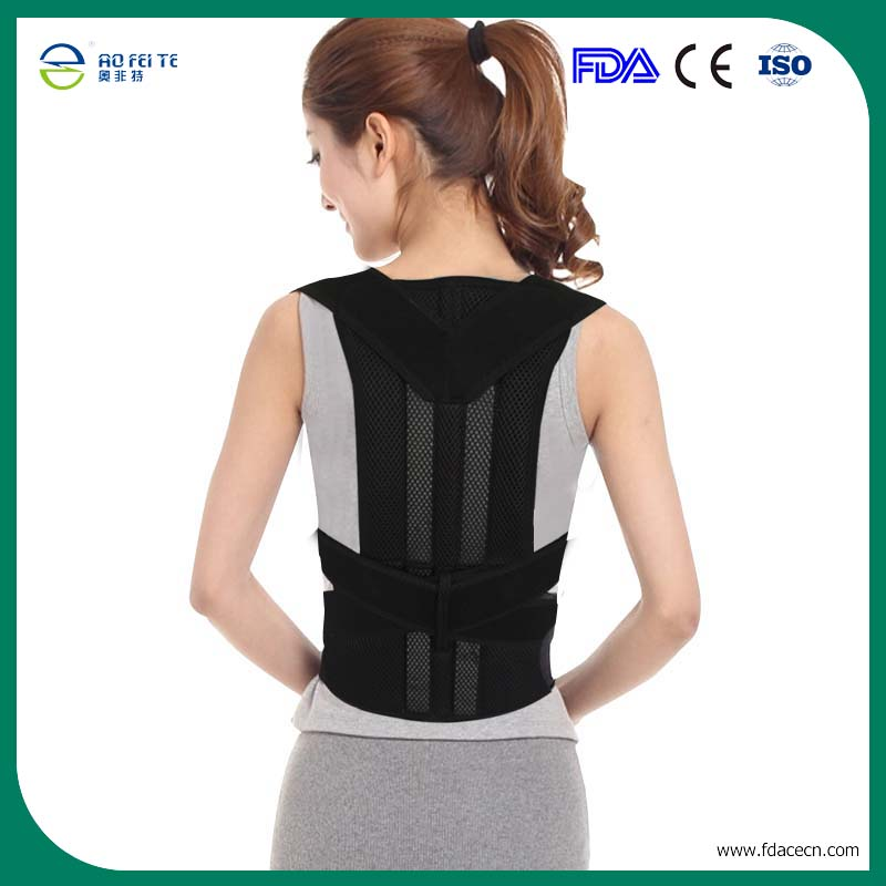 Posture Corrector Back Support Men Women Orthosis Corset Back Brace Orthopedic Shoulder Back Postural Correction Belts B003