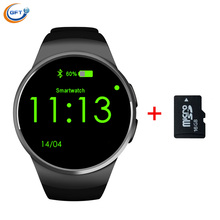 GFT Bluetooth Smart Watch Electronic Men watch Heart Rate Monitor Smartwatch Sleep Tracker Android Wear Watch