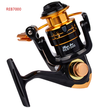 Fishing Reels High-Speed 12BB Ball Bearings Type Fishing Reels 5.2:1 Gear Ratio Left Right Hand Interchangeable Spinning Reel
