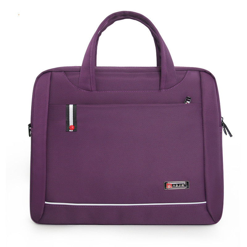 Briefcase Large Capacity Laptop Handbag Notebook Bag For Men Women Travel Bussiness For 14 Inch Macbook Pro Pc Sleeve Case