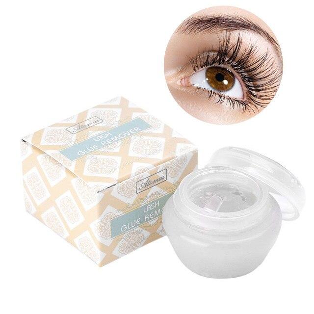 Professional Eyelash Glue Remover Makeup Remover No Irritation False