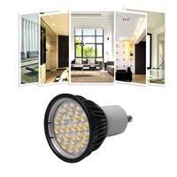 ICOCO 4pcs SMD5050 Natural White LED Spot Light Bulbs