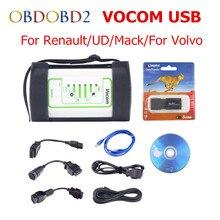 Новейший для Volvo 88890300 Vocom интерфейс для UD/Mack/Volvo Vocom 88890300 онлайн обновление грузовик диагностический инструмент
