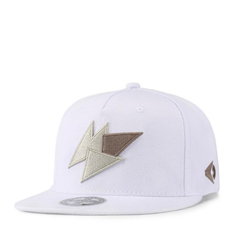 New Thunder Embroidery Baseball Cap Hip Hop Caps Men Women Street Style Hats Vintage Character Gorras Bone Snapback Hats
