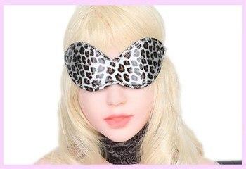 Máscara para juegos de adultos PU Bdsm juguetes sexuales para parejas Bdsm...