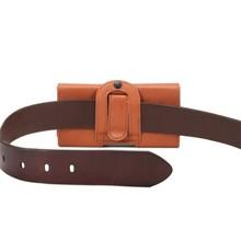 Belt Clip PU Leather Waist Holder Flip Pouch Case for Lenovo Angus2 A2010/A526/A328/A760/S720i/S870e/S899t/S750/A630t 4.5 Inch