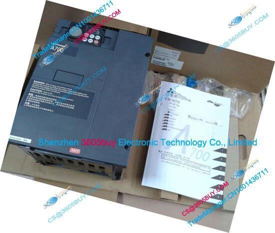 Inverter FR-A740-30K-CHT 380~480V 57A 30KW 0.2~400Hz New Original