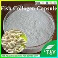 Alta Calidad Natural Péptido de Colágeno de Pescado Cápsula 500 mg * 100 unids