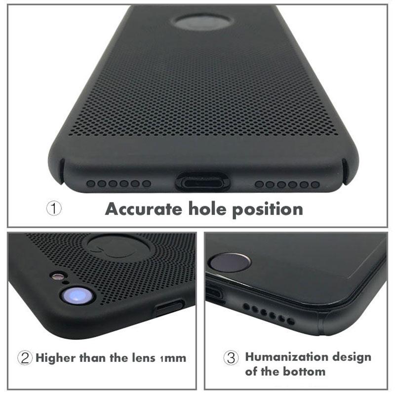 ECTOBE 2017 Baru Untuk iPone 6 Kasus Mewah Kualitas Tinggi PC Ultra - Aksesori dan suku cadang ponsel - Foto 5