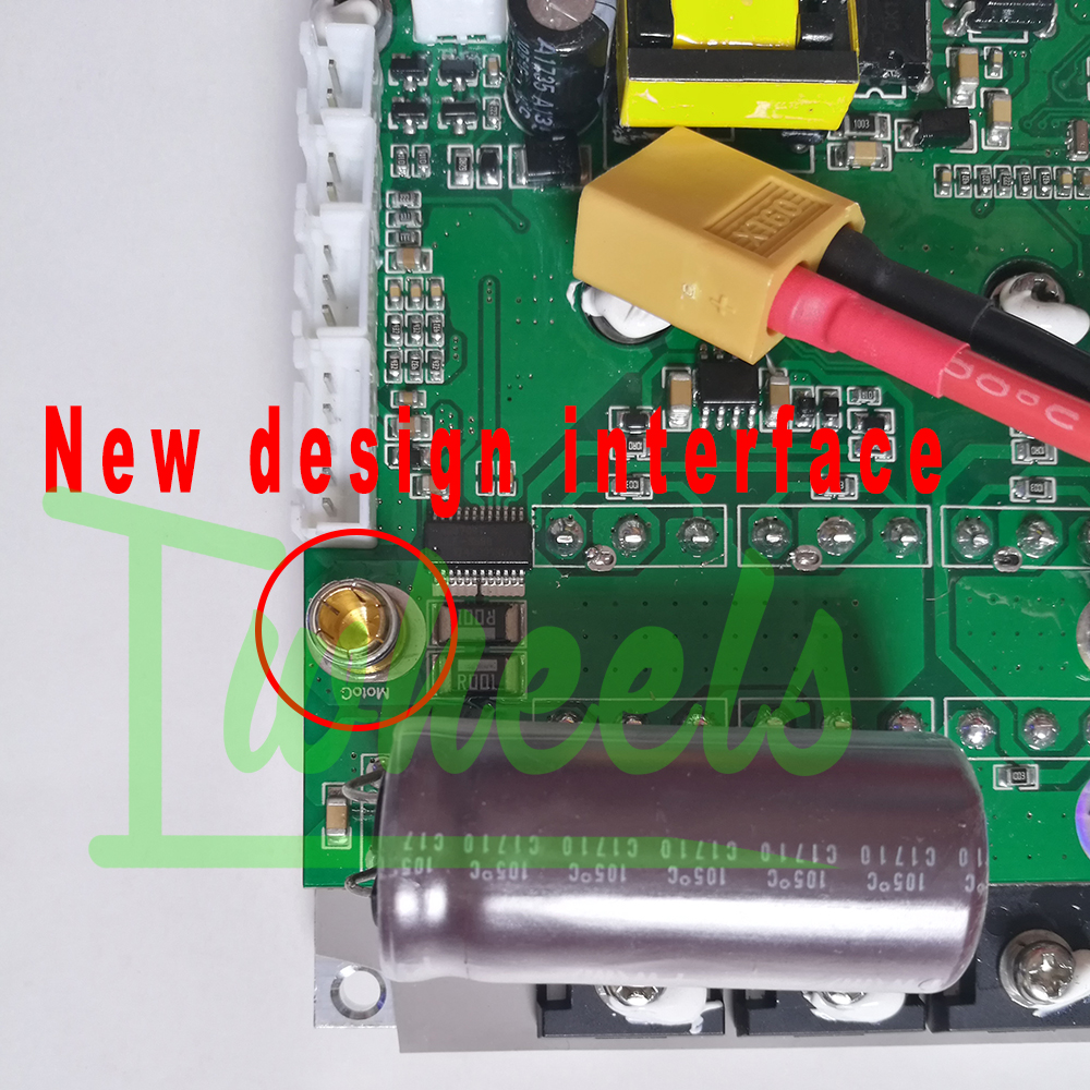 Scooters Tesla mainboard GotWay Tesla 67 2V 84V CPU control board