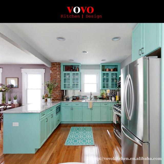 US $4299.0 |Personalizzato Moderno Disegno Libero A Casa In Legno Massiccio  Armadio Da Cucina Mobili in Personalizzato Moderno Disegno Libero A Casa ...