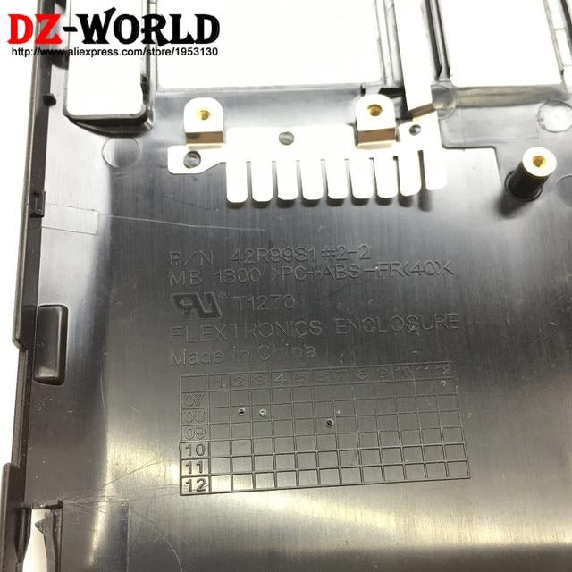 Nouveau Original pour Lenovo ThinkPad 14 T61 T61P couvre-palmrest sans pavé tactile sans trou dempreintes digitales 42W3136