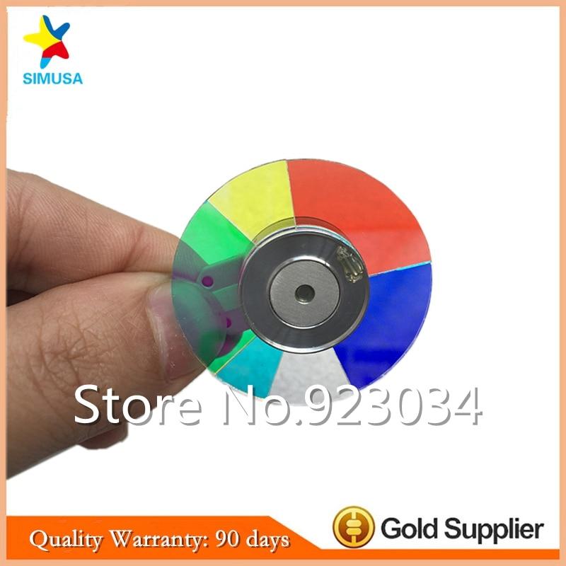 Wholesale Vivitek D952HD color wheel Free shipping проекторы vivitek qumi q8–bk