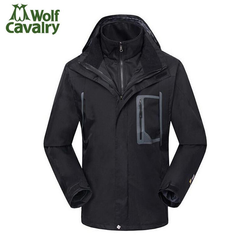 Outdoor camping men waterproof jacket windproof thermo jacket sports windcheater Clothes for hunting and fishing