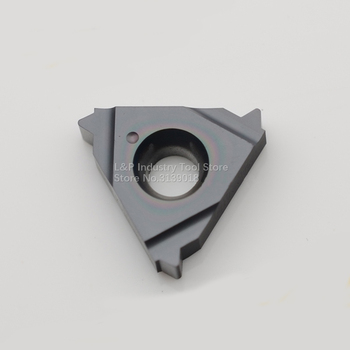 New Original Vargus Vardex 3IR 1.5ISO VTX Thread Carbide Inserts 3IR 1.5 ISO VTX Cutting Blade Tool Black image