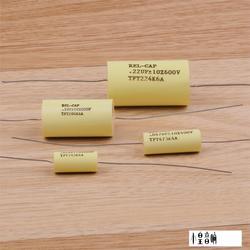 Top capacitor American original Rel-Cap TFT Teflon capacitor 0.01uf-0.1uf 400V-600V Audio capacitor free shipping