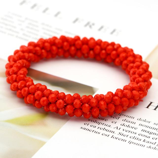 Clustered Berries Bracelet