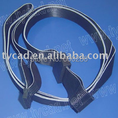 C4723-60025 Ribbon cable assembly with ferrite for HP DesignJet 3000CP 3500CP 3800CP used
