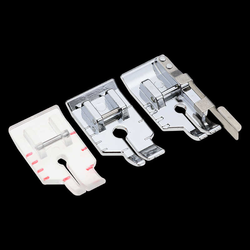 DOMESTIC SEWING PRESSER FOOT SNAP ON 1/4 INCH QUILTING PATCHWORK PRESSER FOOT BABYLOCK BROTHER SINGER SA185 9901 PRESSER
