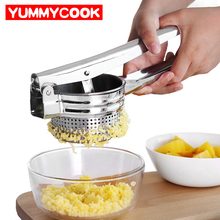 Multifunction Garlic Presses Fruit Vegetable Tool Lemon Squeezers Reamers Wholesale Cooking Kitchen Gadgets Accessories Supplies
