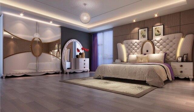 2017 coiffeuse tisch de maquillage arabischen stil fashional schlafzimmer set m bel mit bett. Black Bedroom Furniture Sets. Home Design Ideas