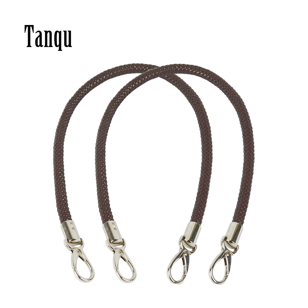 TANQU New 1 Pair Obag  Handles Long Short  Strap Belt For Obag EVA Obag Women Bag Shoulder HandBag