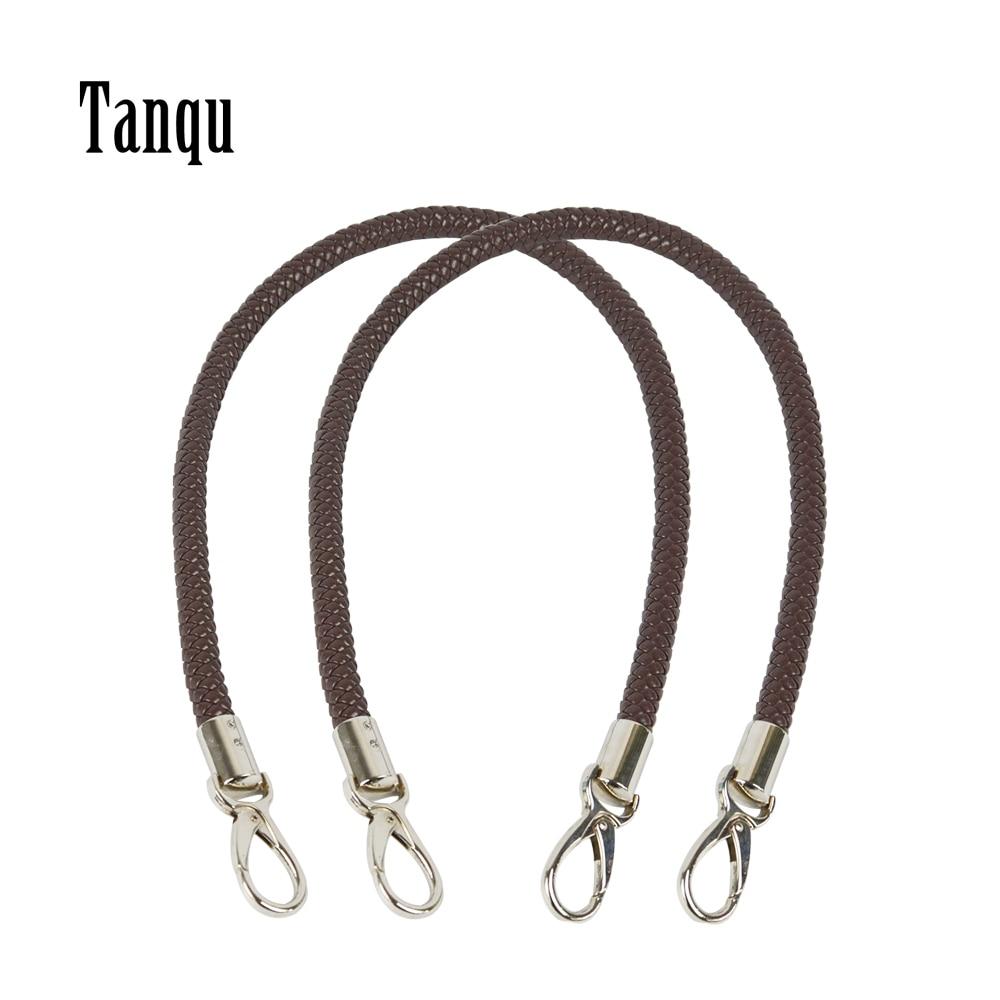TANQU New 1 Pair Obag  Handles Long Short  Strap Belt For Obag EVA Obag Women Bag Shoulder HandBag