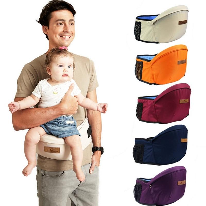 Kangaroo Baby-fördermaschine-riemen-rucksack Taille Hocker Wanderer Baby Schlinge Halten Taille Gürtel Rucksack Hipseat Gürtel Kinder Infant Hüfte Sitz Kleinkind Kinder