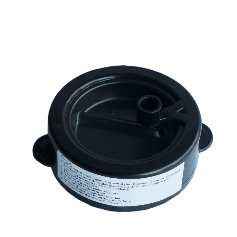 60 Вт 220-240 в ЕС США вилка горячий горшок плита для клея баночка клея, инструменты для наращивания волос, 1 шт./партия