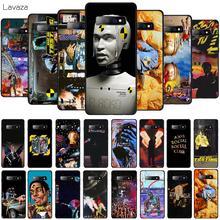 Lavaza Travis Scott A$AP Rocky Soft Phone Cover for Samsung Galaxy S8 S9 S10 Plus A6 A8 A9 2018 A30 A50 TPU Case