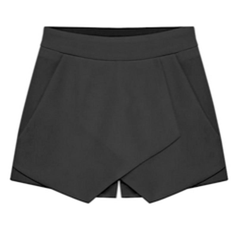 HTB112pPHFXXXXasXXXXq6xXFXXXv - Shorts Culottes New Shorts Skirt Plus Size S-XXL PTC 233