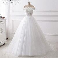 Modest Lace Ball Gown Wedding Dresses 2018 Handmade Off The Shoulder Bridal Gowns Free Shipping Vestido De Noiva Hochzeitskleid