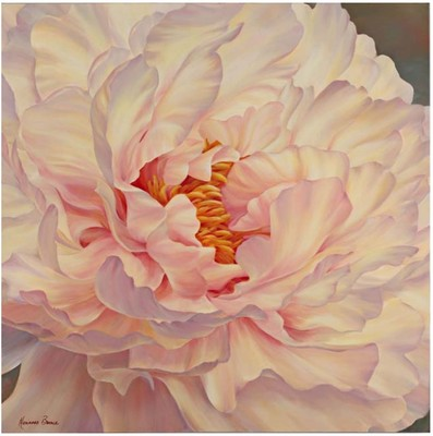 Needlework,Peony Petals As Jade Flower For Embroidery,14CT DIY DMC Cross Stitch Kits,Art Pattern Counted Cross-Stitching Decor