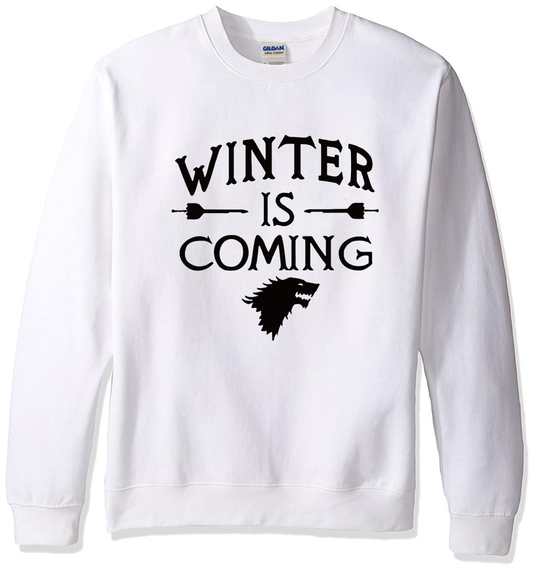 Spring winter Game Of Thrones print 2019 hoody men's sportswear fashion casual sweatshirt men hoodie tracksuits harajuku hoodies