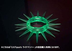 "Image 4 - اليابان ""ملثمين كامين رايدر محرك"" الأصلي بانداي تاماشي الأمم SHF/ S.H.Figuarts بك عمل الشكل الدراجة ركوب ماكر"