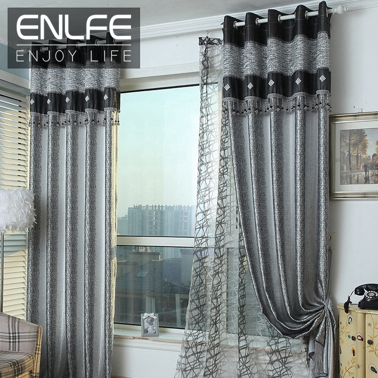 Sheer Tulle Curtains Window