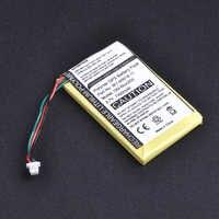 1 pz 1300 mah 3.7 v GPS Batteria per Garmin Nuvi 200, 200 w, 205, 205 w 205WT, 250 252 w, 265 w
