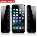 Анти-Шпион Конфиденциальности Закаленное Стекло Экрана Протектор для iPhone 6 6 s 7 Плюс Премиум Защитная Пленка Протектор Защитные Пленки