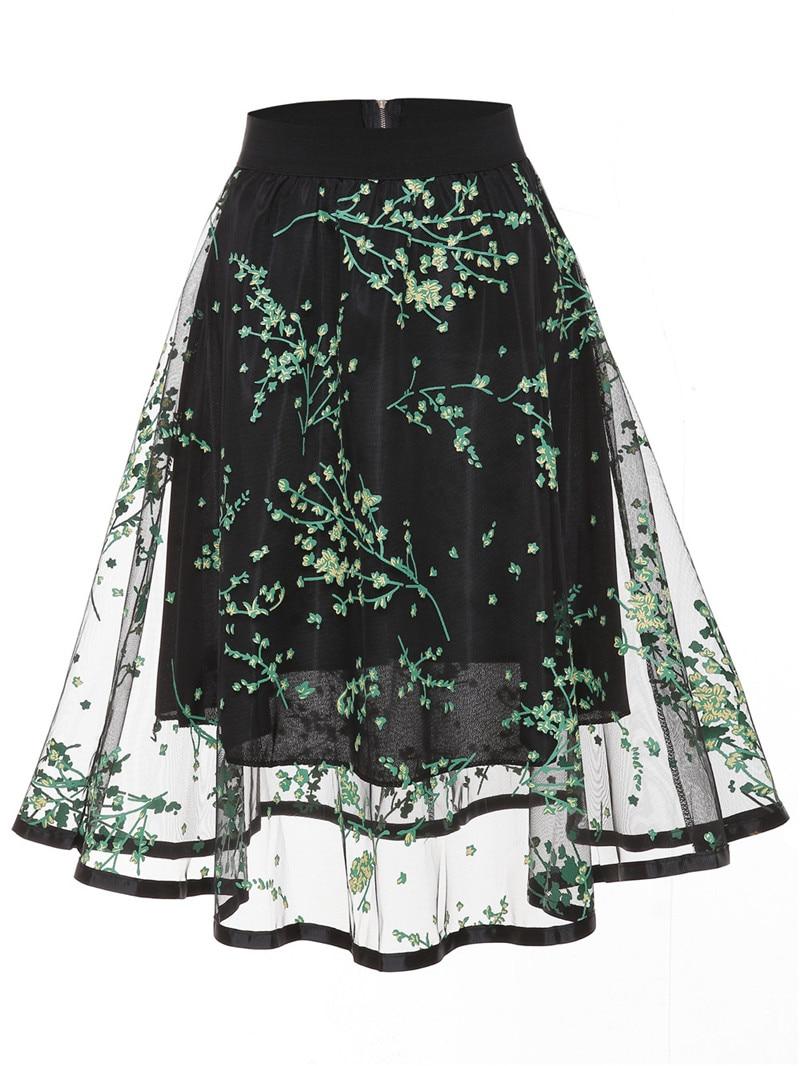 2017 New A Line Skirt England Plaid School Skirt New Winter Girls ...