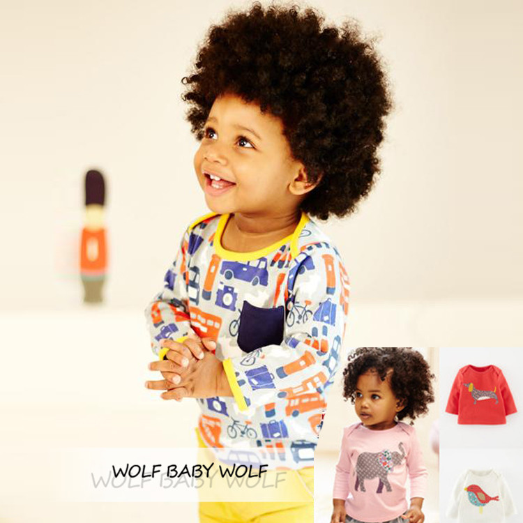 Retail-5pcsLOT-0-24months-long-Sleeved-t-shirt-Baby-Infant-cartoon-newborn-clothes-for-boys-girls-cute-Clothing-spring-fall-1