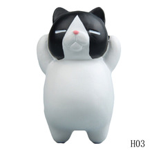 Последние Cat стикеры на холодильник Шарм Лидер продаж Творческий Уникальный популярный тренд Роскошные милые отлично практичный