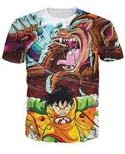 Dragon Ball Z Gohan Inner Power Casual Women's T-Shirt