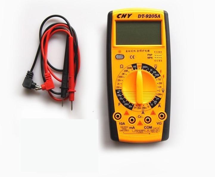 digital multimeter full protection against burning Digital multimeter capacimetro voltmeter vc201vc202vc203 pocket digital multimeter full protection of digital multimeter
