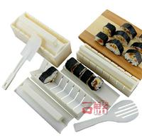 10 Pieces Sushi Set Styling Sushi Tools In Sushi Maker Machine Creative Kitchen Accessories Mold For