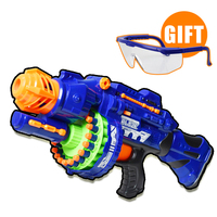 Live CS Game Toy Gun Airsoft Air Guns Submachine Gun Christmas Gift Kid Toy Guns Airsoft