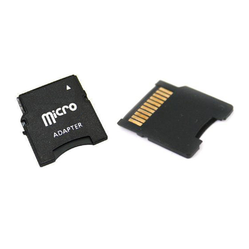 Micro Into MiniSD Adaptor Micro Card 64MB 128MB 256MB 512MB 1GB 2GB Memory Card+TF Card to MiniSD Card Adapter For Cellphone
