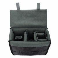 Insert Padded Camera Bag DSLR Inner Folding Divider Partitie Beschermen Case 27X14X20 cm vochtwerende shockproof