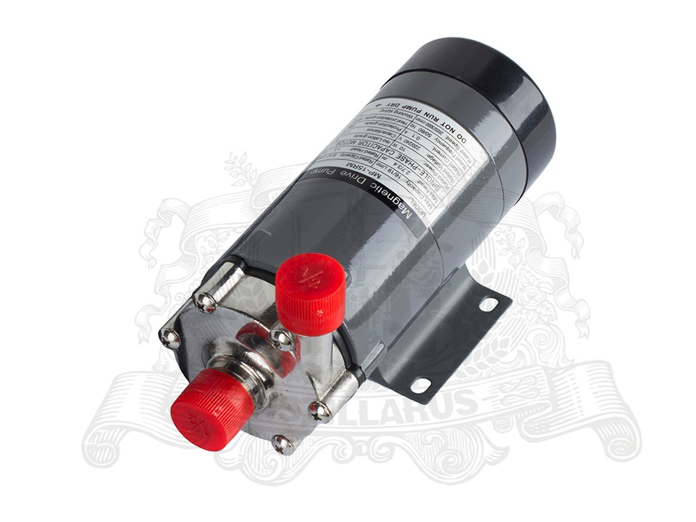 Magnetic Drive Pump MP15 with stainless head 220V (110V ).  Heat resistance 120 C. Connection thread 1/2. UK , US, EURO plugMagnetic Drive Pump MP15 with stainless head 220V (110V ).  Heat resistance 120 C. Connection thread 1/2. UK , US, EURO plug